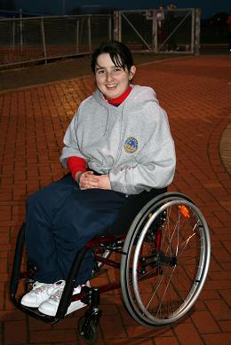 Disabled Women & Girls Award – Henrietta Freeman
