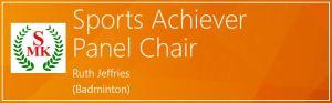 SportMK Sports Achiever Panel Chair_Ruth Jeffries